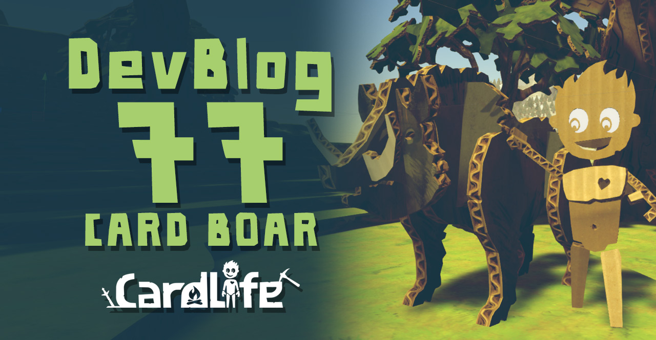 DevBlog 77 - Card Boar